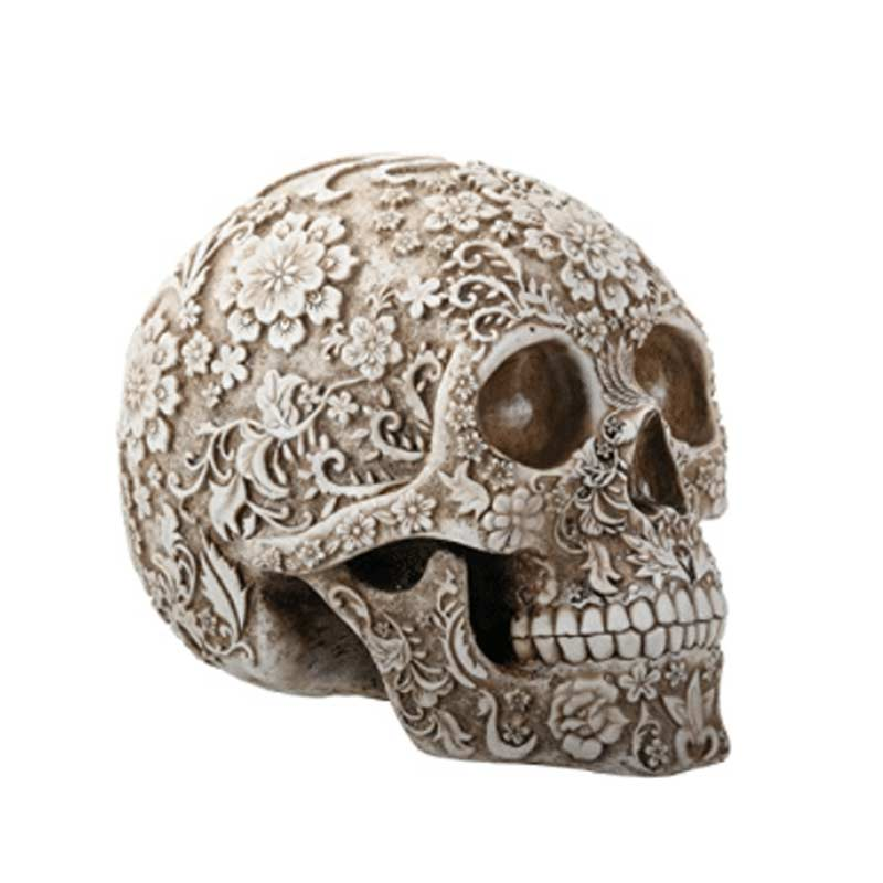 Day of The Dead Skull Collectible