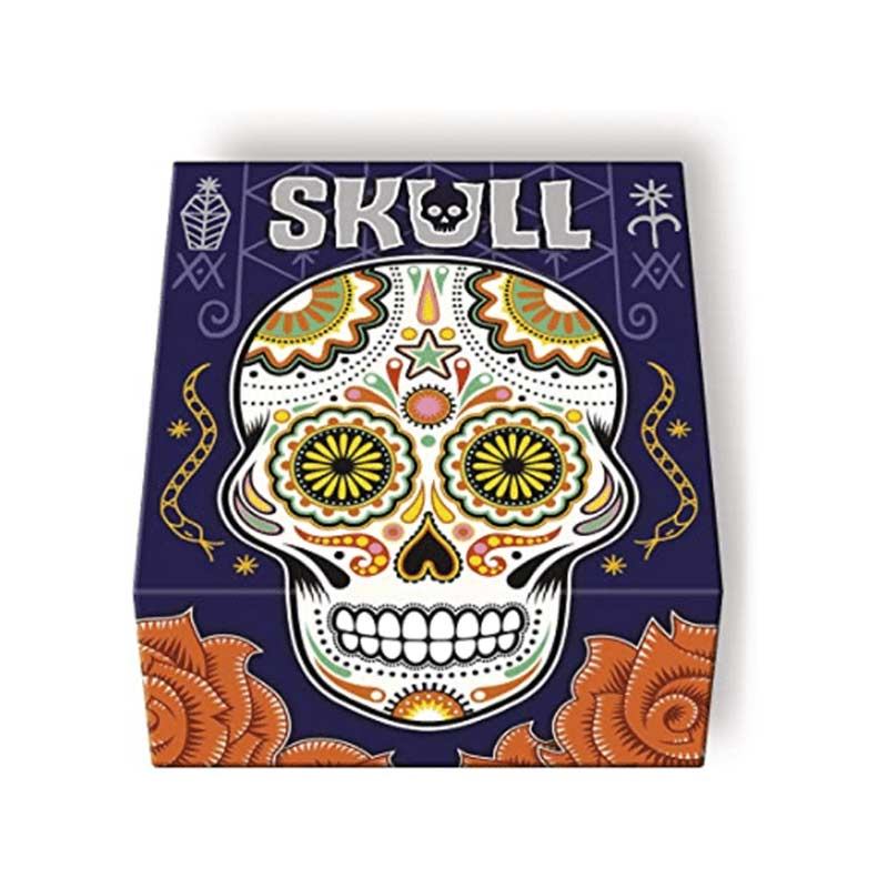 Skull - Tricky Bluffing Game