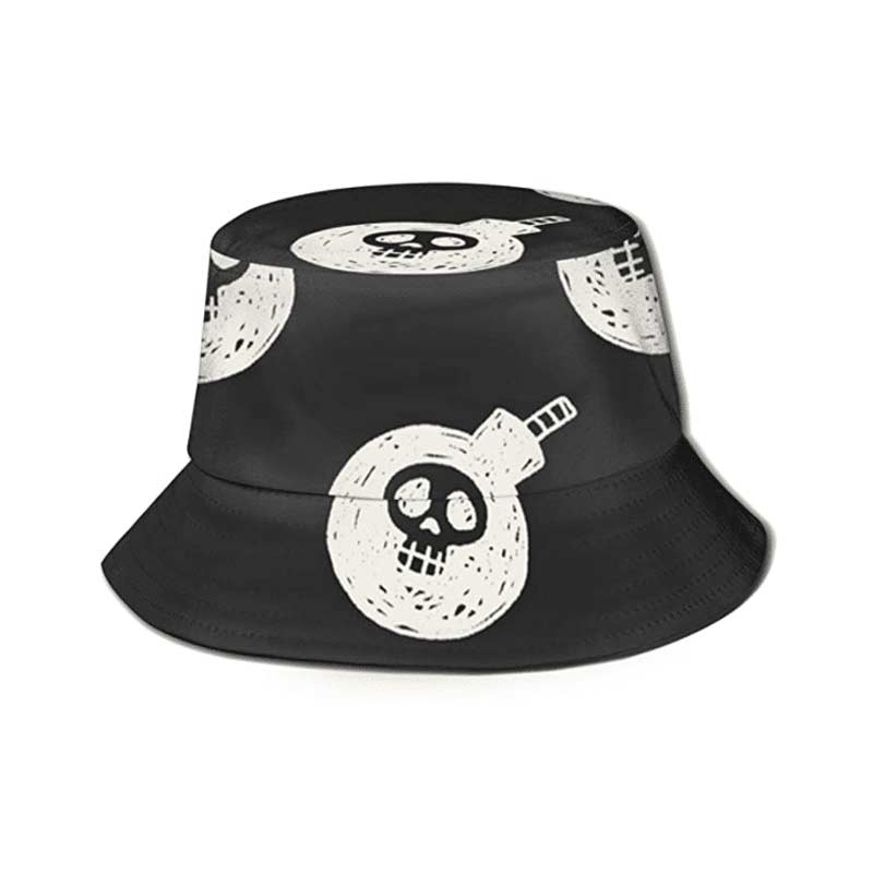 Goth Fisherwoman Hat