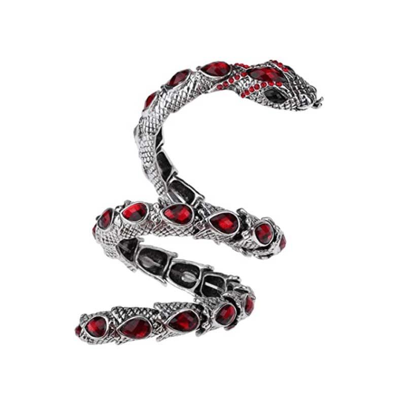 Goth Snake Bracelet