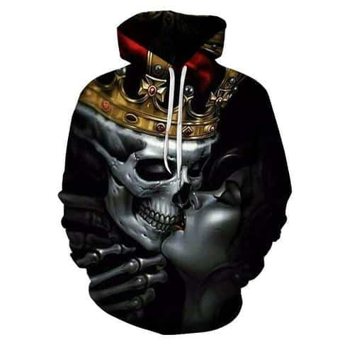 Prince Of The Undead Hoodie