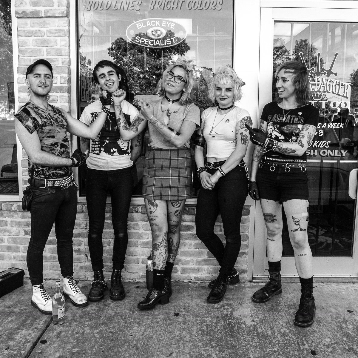 Top 10 Female Punk Performers Of All Time