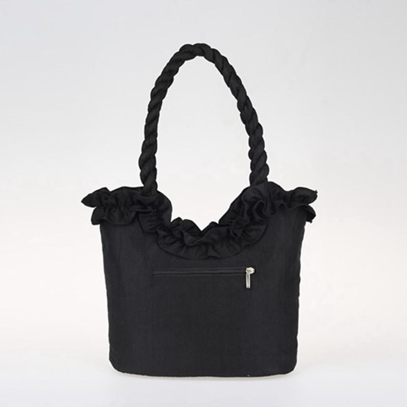 Adorable Women's Flower Shoulderbag - The Black Ravens