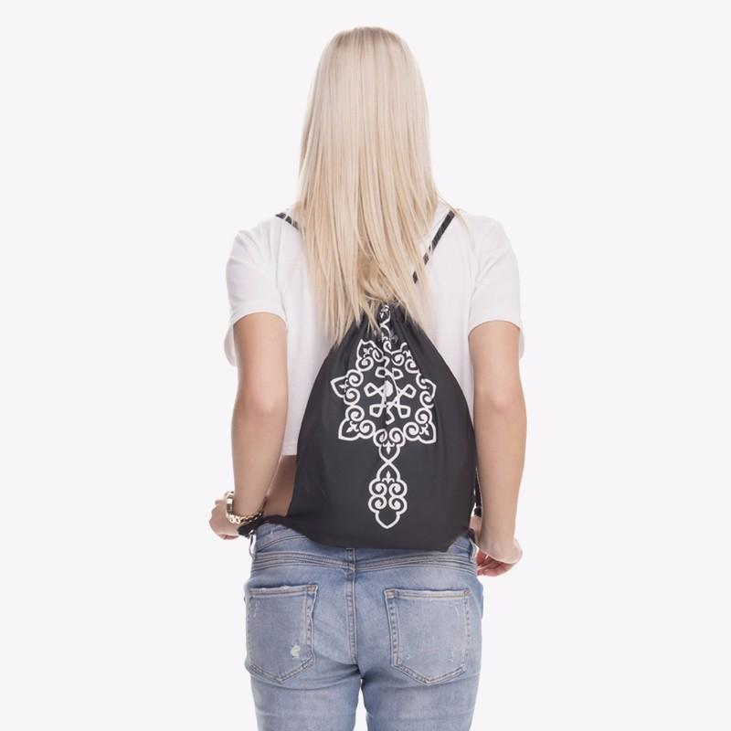 Awesome School, College and Uni Skeleton Head Bag - The Black Ravens