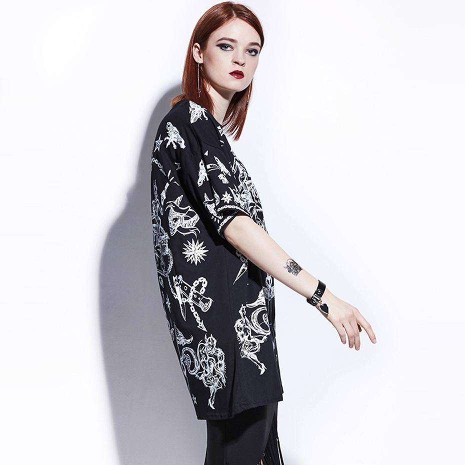 Cute Chill Out Goth Tees - The Black Ravens