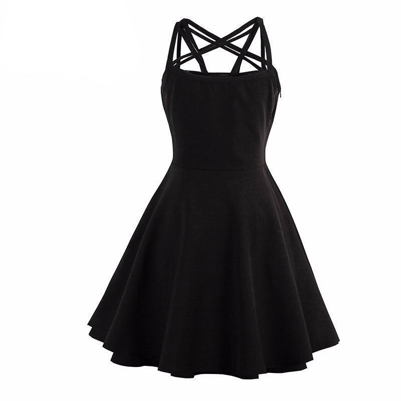 Dark Star Gown - The Black Ravens