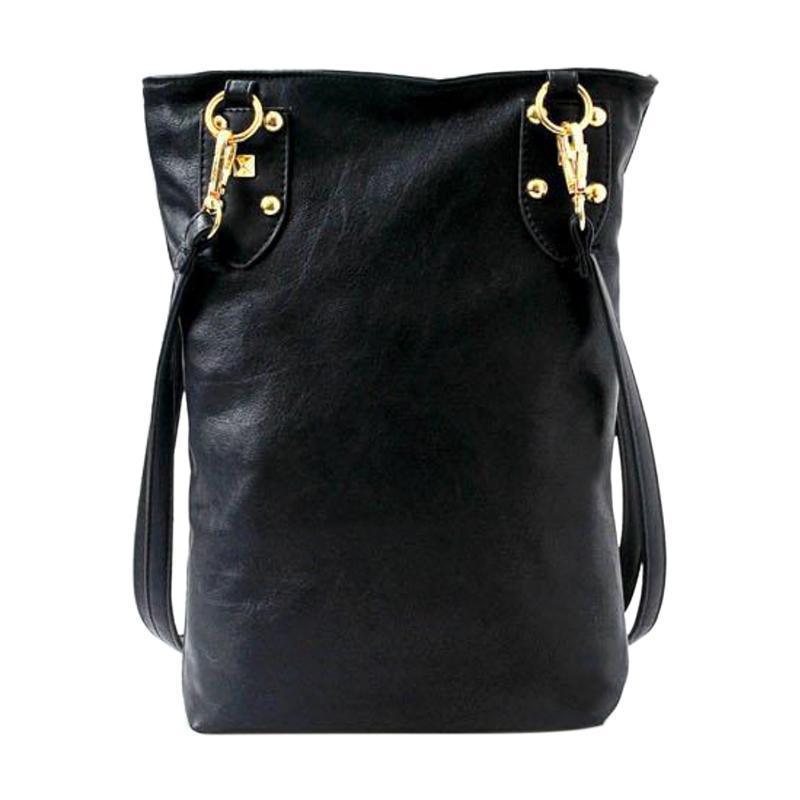 Hot Faux Leather Alternative Rocker Girl Skeleton Head Bag For Women - The Black Ravens