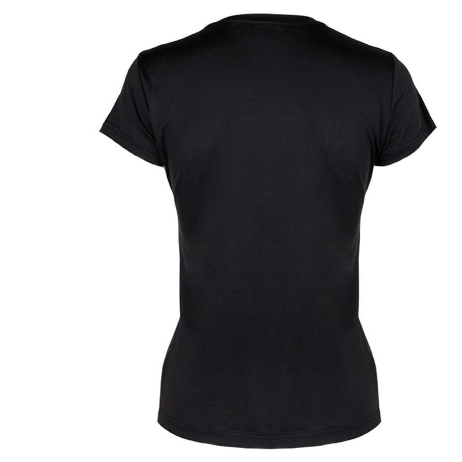 Hot Rockstar Casual Tees For Women - The Black Ravens