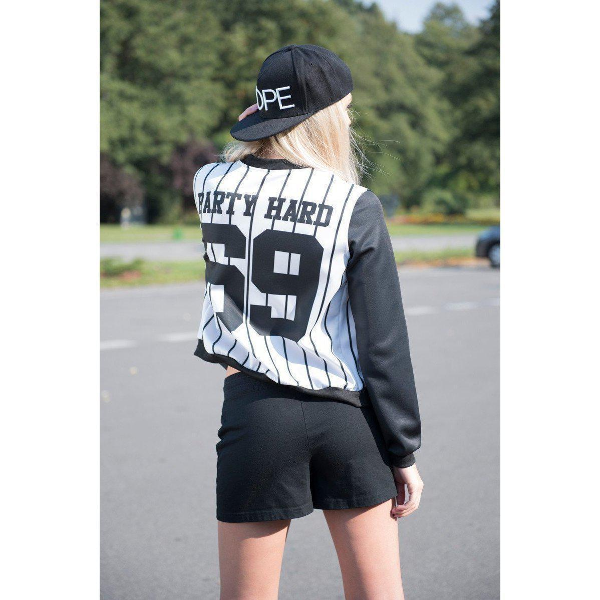 Sexy Girls Crazy Parties Jackets - The Black Ravens