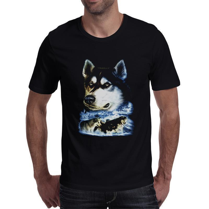 Snow Dog High Definition Rocker Tops - The Black Ravens