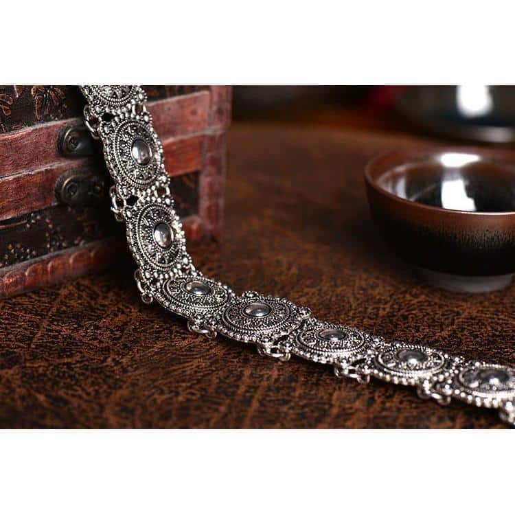 Stunning Bohemian Hippie Style Necklace - The Black Ravens