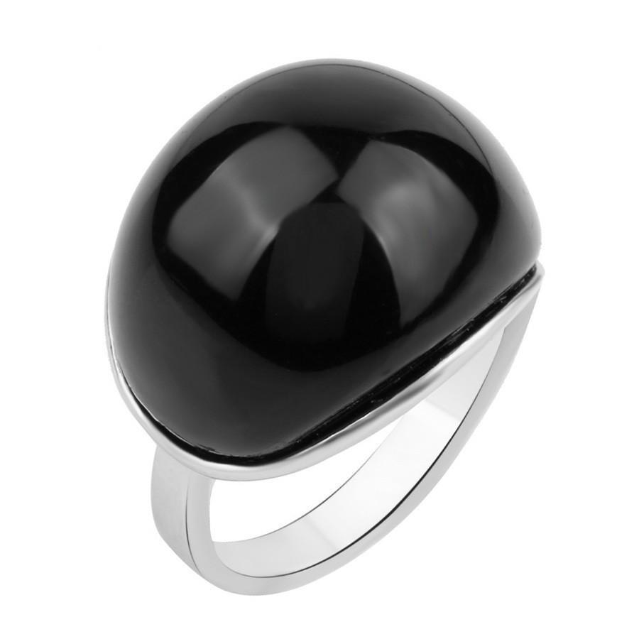 Unique Real Cubic Zirconia Shining Rings - The Black Ravens